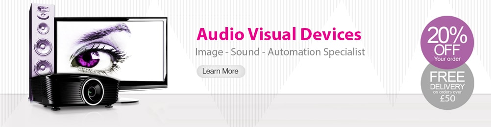 Audio Visual Devices
